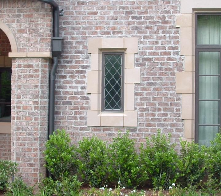 Tudor Artisans Architectural Stone Tudor Window Surrounds