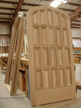 Ex&le 1 & Tudor Artisans - Example Doors