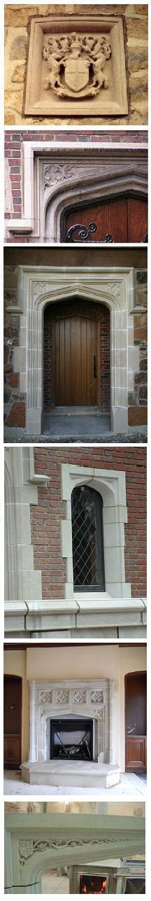 Your source for Tudor Architecture including doors, windows, glass, stone and more