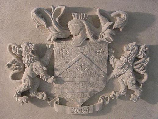 Limestone Coat of Arms