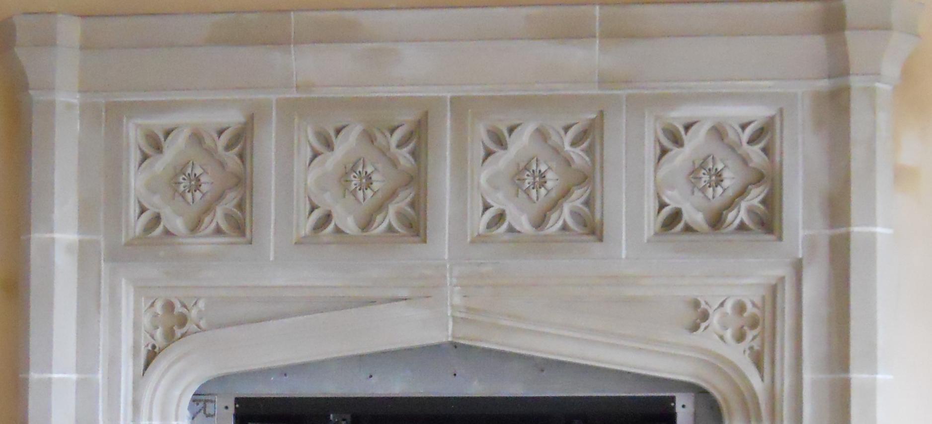 tudor artisans architectural stone tudor fireplaces