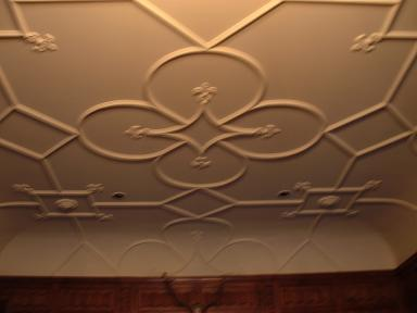 Tudor Artisans Plaster Ceiling Patterned Panels