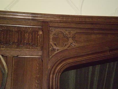Brilliant Tudor Artisans Tudor Library Tudor Paneling Largest Home Design Picture Inspirations Pitcheantrous
