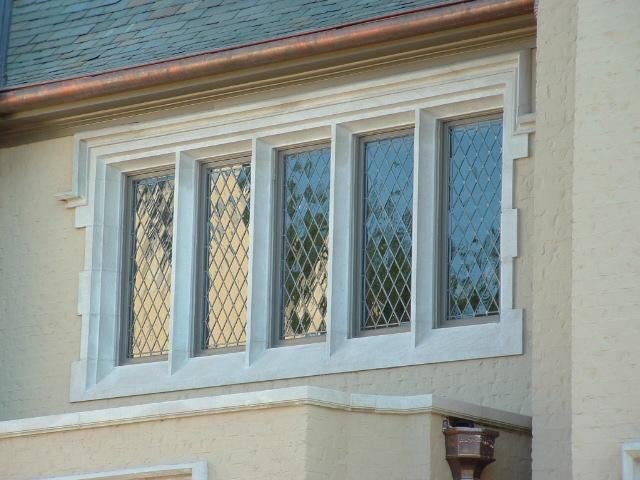 Tudor Windows tudor artisans : architectural stone : tudor window surrounds