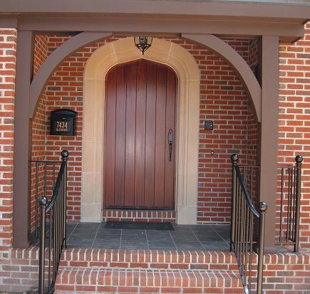 Tudor Artisans Example Door Surrounds