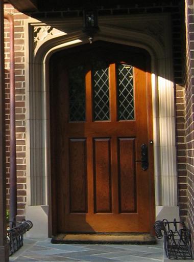 Tudor Artisans Example Doors